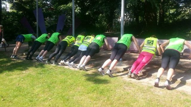 bootcamp outdoor Deventer