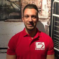 Personal Trainer Joram Stobberingh