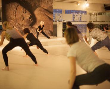 Workshop yoga dance 20 april